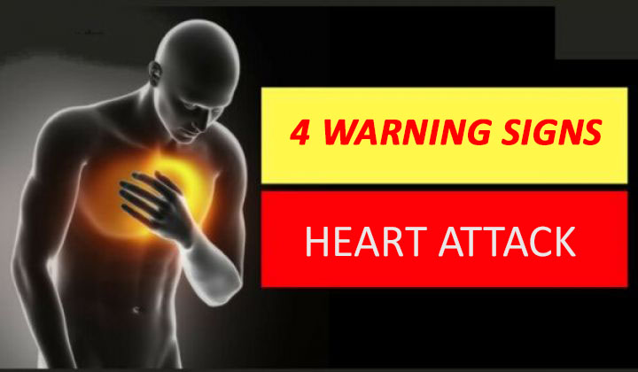 HEART ATTACK SYMPTOMS WARNING SIGNS YOU SHOULD NEVER IGNORE